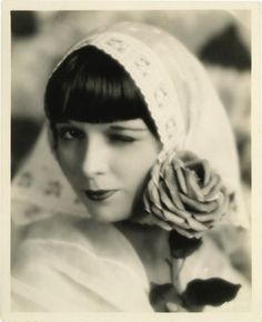 Louise Brooks in Now We're in the Air, 1927