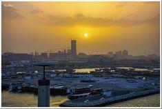 Doha, Qatar. A  Rapidly Growing Skyline