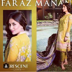 FaraZ Manan Lawn suit size S-M FaraZ Manan Lawn suit size S-M Pakistani and indian wear  Dresses