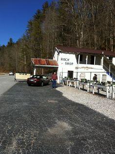 The Rock Shop, Helen GA