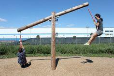 Reclaimed utility poles