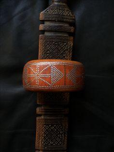 West Africa, Tribal Jewelry, Bones, Handmade Jewelry, Copper, Ivory, African, Belt, Jewellery