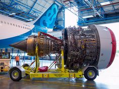 – at its final assembly line in Toulouse Airbus factory. – News In Flight Turbine Engine, Gas Turbine, Toulouse, Rolls Royce Trent, Airbus A330, Ville Rose, Aircraft Maintenance, Abandoned Ships, Aerospace Engineering