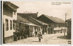 Beograd - 1910-tih - Skadarlija