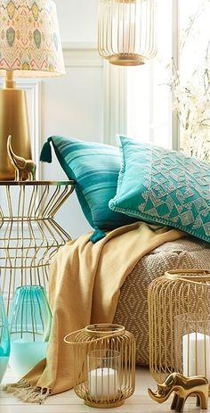Get Inspired From Bohemian Chic Interior Designs-homesthetics.net (4)