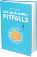 A free ebook to help HR managers overcome the biggest employee survey pitfalls. Learn how to simplify the process and create a better office atmosphere. Survey Companies, Hr Management, Employee Engagement, Good Company, Online Courses, Free Ebooks, Learning, Create, Studying