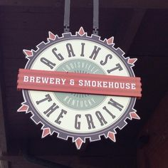 Against The Grain Brewery in Louisville, KY