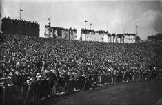 Stamford Bridge 1935 match between Chelsea and Arsenal