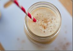 Pumpkin Vanilla Smoothie