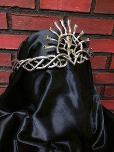 Game of Thrones Cersei Lannister Cosplay Crown Headwear Halloween Reine Bandeau