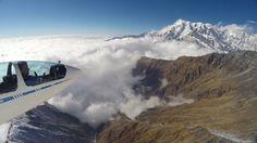 Flight by Everest