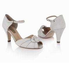 110c10567e9e Fleur - Rachel Simpson Peep Toe Shoes