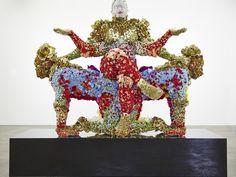 The Art Exhibition List: 9 International Art Exhibitions To See In January Kitsch Art, Contemporary African Art, Buy Art Online, Online Check, African Artists, Art Auction, Dinosaur Stuffed Animal, Abstract Art, Sculptures
