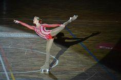 Tanja Romano, world champion artistic roller skate,Artistic roller skating inspirations for Sk8 Gr8 Designs