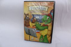 School Time Franklin Learns Five Important Lessons. (feature films for families)