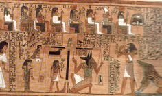 Egyptian Book of the Dead- How will your heart weigh?