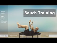 Übungen für den Bauch – 5 Minuten mit Manuel von purlife | bellicon Deutschland - YouTube