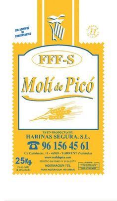 La Harina FFF-S con una W=170 es para fermentaciones muy largas. Con un punto de fuerza superior a la FFF, es más adecuada para los panes. El pan gana en sabor y olor. Más información: molidepico@gmail.com o 96 156 45 61.