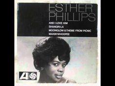 Esther Phillips - And I Love Him (Matthew Kyle Acid Jazz Mix)