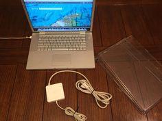 """Apple MacBook Pro A1260 15"""" Laptop  #Apple"""