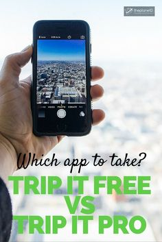 TripIt Trip Planner – Free vs Pro, Which Way Do You Go? - If you are an avid traveller, chances are you'll need some help organizing your itinerary and travel plans. This is where a trip planner comes in handy and he TripIt app does just that. For business travellers TripIt is a must. There are other travel curators out there, but we've found that TripIt is the one app that does it all | The Planet D Adventure Travel Blog