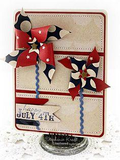 Pin#1:  Balloons/ Pinwheels... Pin+: Patriotic...).