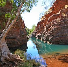 Karijini National Park #Australia