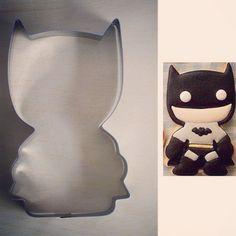 Cortador de biscoito Batman