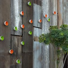 Cute Wall Ornaments. Bet You Could Get Crafty And Make This A DIY Project  Using