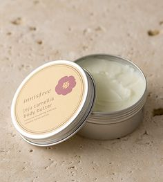 BODY & TOOLS - Jeju camellia body butter | innisfree