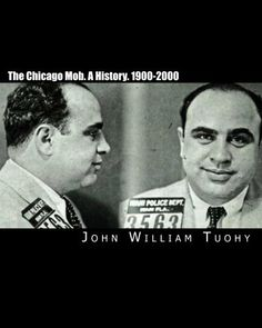 The Mob Files. Guns and Glamour: The Chicago Mob. A History. 1900-2000 by John William Tuohy. $10.25. Publisher: Bad Guys and Bullets Press.Com (November 16, 2010). 400 pages. To read smaple chapters from this book go to the books blogspot at this addressgunsandglamourthechicagomobahistory.blogspot.com/The blog ischanged weekly, enjoy!                            Show more                               Show less