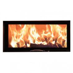 Morso S100-12 - Wood Burning Fireplace Insert