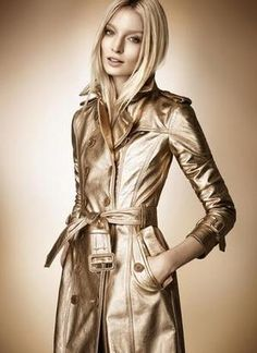 Check out the coat from the selection by Luisa Via Roma...