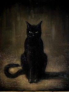 cat painting :)