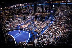 Photo Credit: Kathy Smith  Take a seat in the action by visiting demconvention.com/live