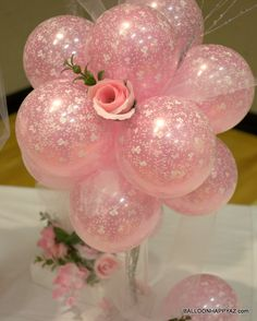 Balloon Gifts and Centerpieces - WOW your friends! Unique and fun!