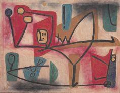 Klee - HIGH SPIRITS, 1939