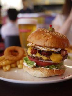 下町の老舗ハンバーガー屋さん BROZERS' [ハンバーガー] All About