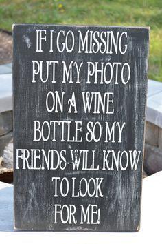 Wino Saur Metal Wall Sign Plaque Art Wine Drink Alcohol Drunk T-Rex Funny Joke