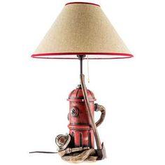 Fire Fighter Lamp | Hobby Lobby | 277384