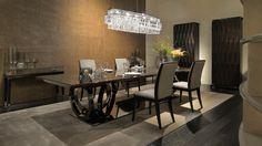 Fendi Dining Room