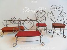 Sillas y sillones decorativos: Tienda Deco C