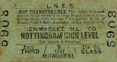 Disused Stations, Nottingham, High Level, Old Photos, Trains, Victoria, London, Antique Photos, Old Pictures