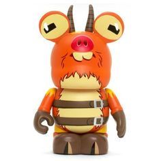 Archie from the upcoming Monsters University Vinylmation Series