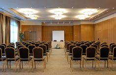 Nuestras Salas (de diferentes capacidades) están equipadas con material audiovisual.