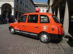#Chanel #Orange #taxi