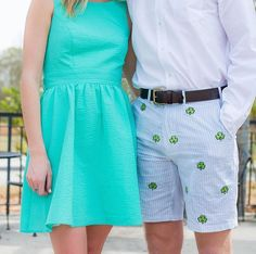 Strike gold with the latest arrivals on Country Club Prep from Lauren James and Castaway Clothing all season long.