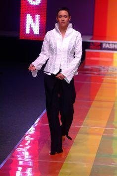 Aistefashion  Jacket / Linen Shirt Jacket / Linen Blazer for Women / Jacket for Women / Wrap Top  for Women / Dressy Jacket / White Jacket by Aistefashion on Etsy