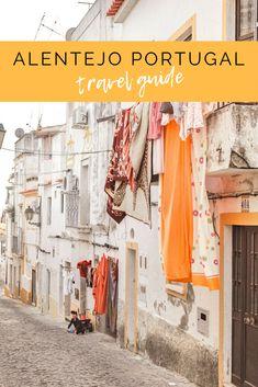 Alentejo portugal travel guide