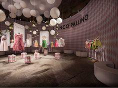 I Pinco Pallino spring summer 2014 collection at Pitti Bimbo 77. Focus on pink. #ipincopallino #pittibimbo #SS14 #springsummmer2014 #children #kids #childrenwear #kidswear #girls #boys